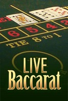 No Commision Live Baccarat